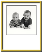 Portret, studioportret, fotoshoot, familiefoto's